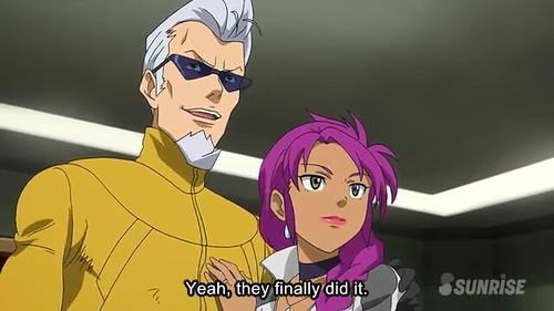 Gundam AGE Episode 15 Those Tears Fall in Space Youtube Gundam PH (60)