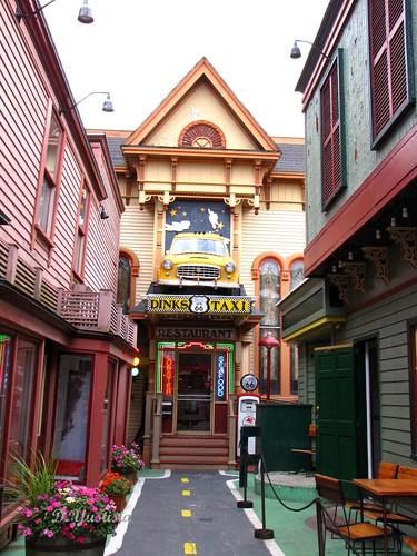 Bar Harbor's Unique Restaurant