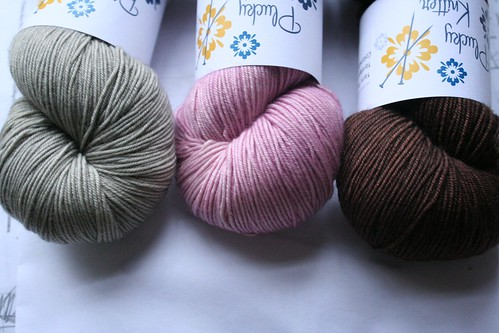to knit :: Color Affection