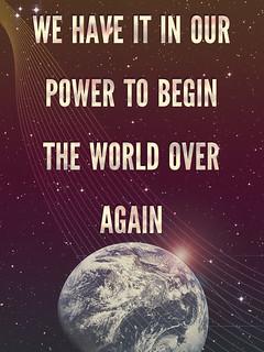 Start Over