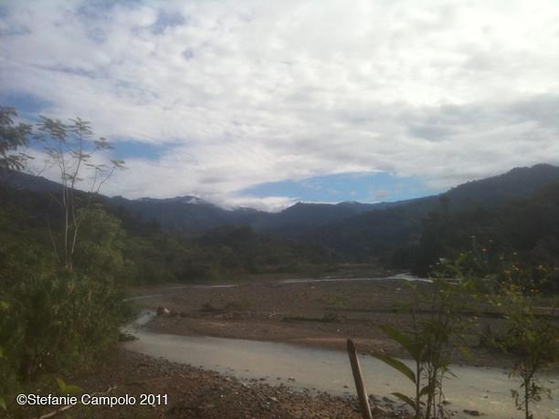 Costa Rica via iPhone