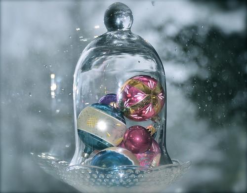 Ethereal Christmas by Shirley Buxton