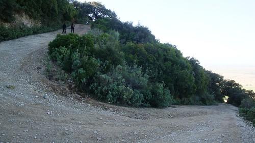 Subida al Cerro de la Cruz