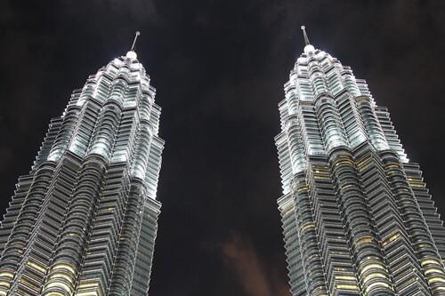 Petronas Towers-Kuala Lumpur