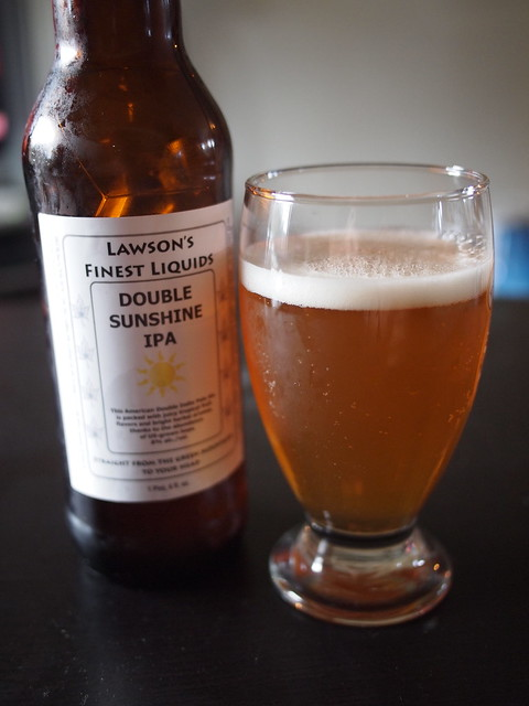 Lawson's Finest Liquids - Double Sunshine IPA