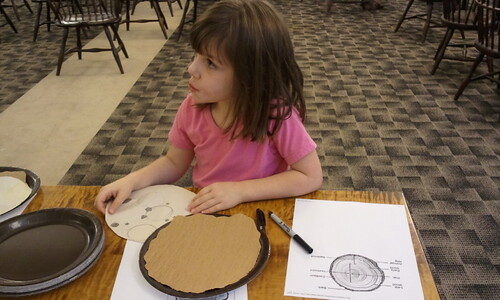 Tree ring activity