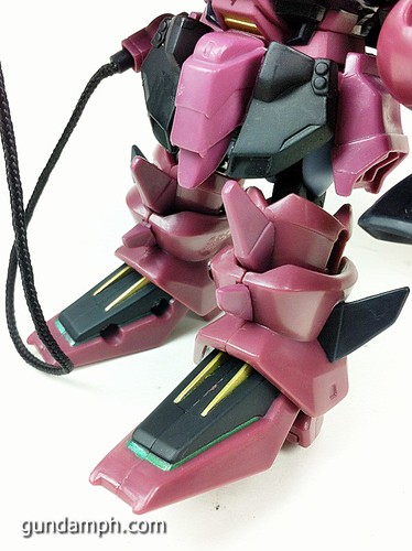 SD Gundam Online Capsule Fighter EPYON Toy Figure Unboxing Review (25)