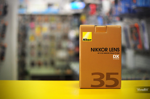 35mm Nikon by YannGar Photo