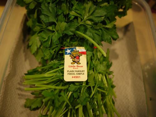 little bear parsley