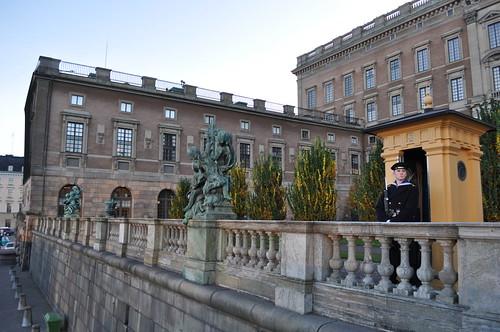 2011.11.10.297 - STOCKHOLM - Gamla stan - Skeppsbron - Kungliga slottet
