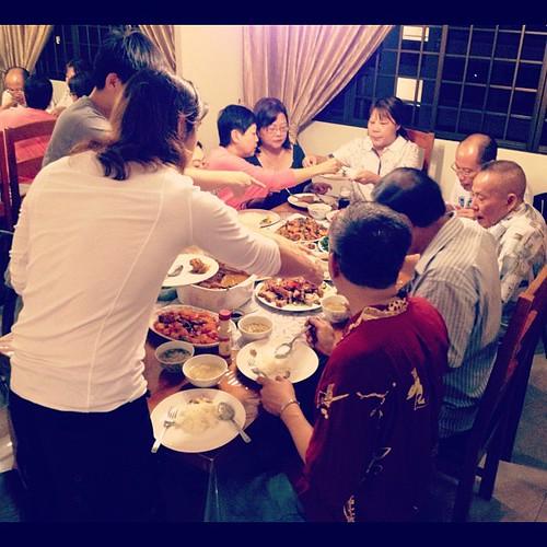 Reunion dinner ;)
