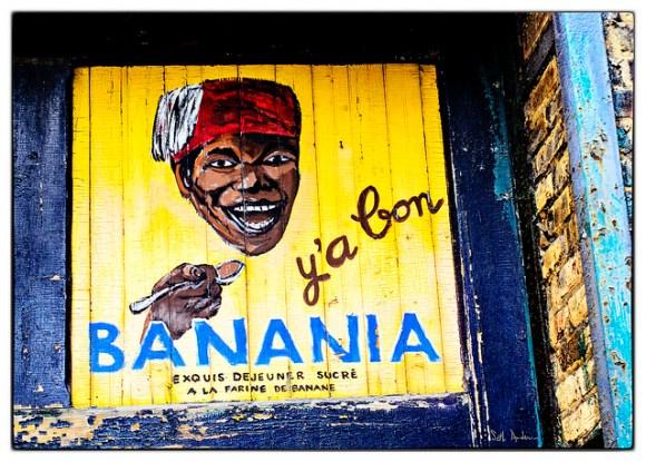 y'a bon Banania