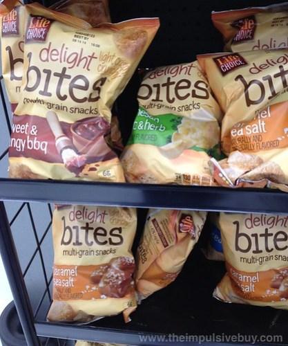 Life Choice Delight Bites Multi-Grain Snacks