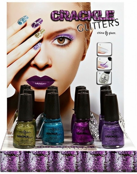 Glitter Crackle Collection - Promotional Photo (1)