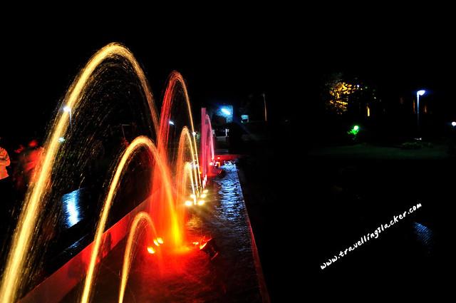 Tungabhadra Dam Park Fountain (8)