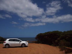 Rental Car, Margaret River