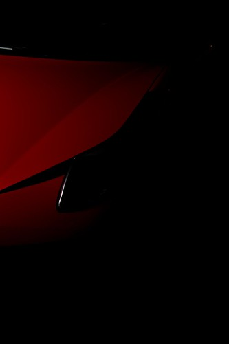 Ferrari 458 Italia - studio shoot