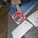 Occupy Maine tent - New Hampshire Primary