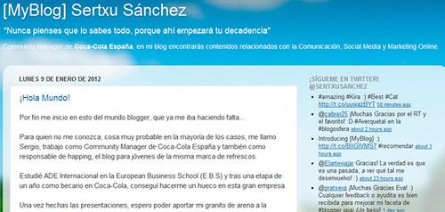 Blog Sertxu Sánchez