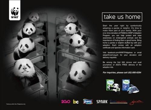 WWF adoption program