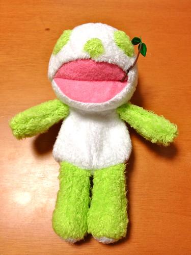 生茶パンダ先生!(1)