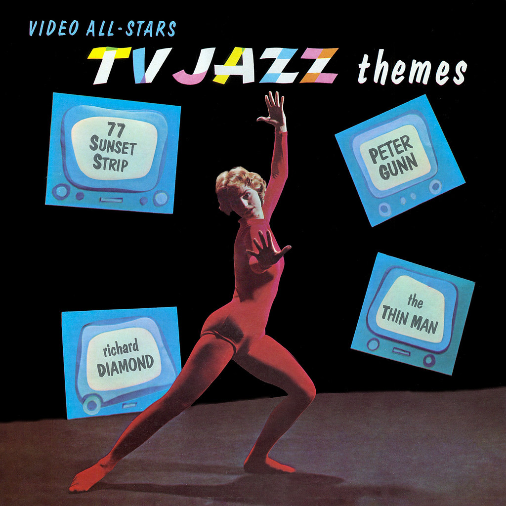 Skip Martin - TV Jazz Themes