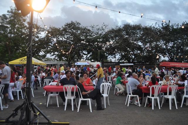 PR Street Food Fest 2012