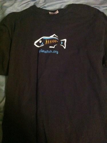 Glass Fish T-Shirt