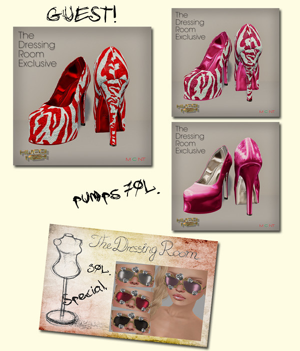 VALENTINES COLLECTION - open! TDR