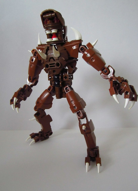 LEGO DOOM: Imp