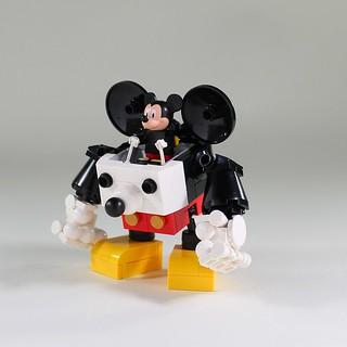 Mickey Robo