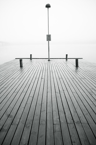 Pier by Isoscelez