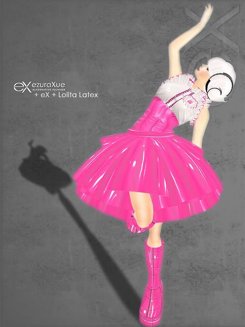 + eX + Lolita Latex