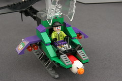 6863 Batwing Battle Over Gotham City - Joker's Helicopter 8