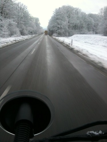erster Schnee 2011