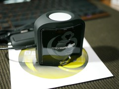20111222:手軽にカラーマネジメント:x-rite color munki DISPLAY