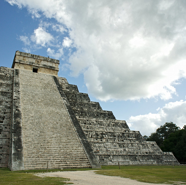 Willamette International Travel: Mexico Feature: Pyramids And Ruins