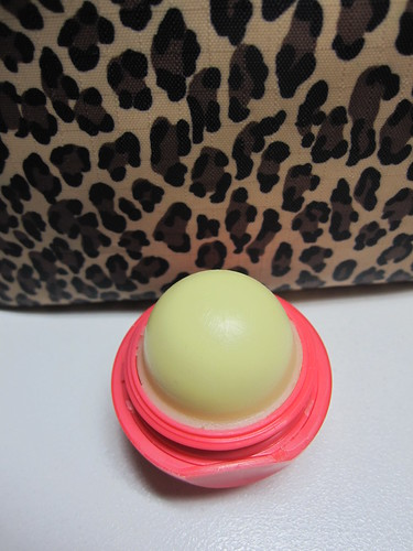 Unique sphere shape lip balm