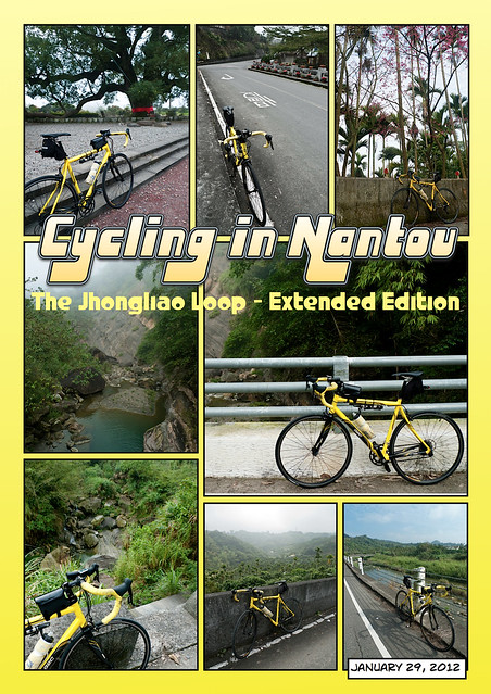 Cycling in Nantou