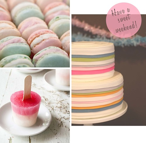 have a sweet weekend post