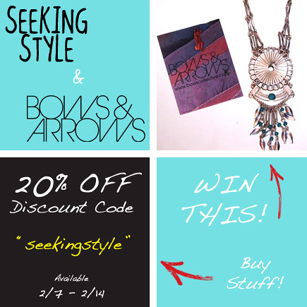 SeekingStyle_BowsArrows_NecklaceGiveaway_FINAL