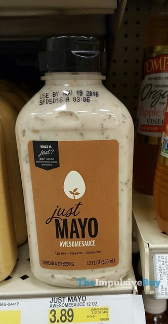 Hampton Creek Just Mayo Awesomesauce
