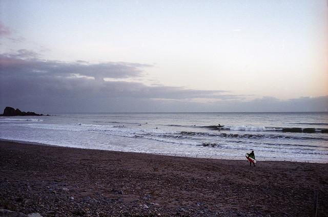 Surfing Bunmahon