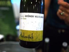 Makowilsch, Grüner Veltliner from Austria, World Gourmet Series Wine & Restaurant Experience 2011 WRX Wine Journey