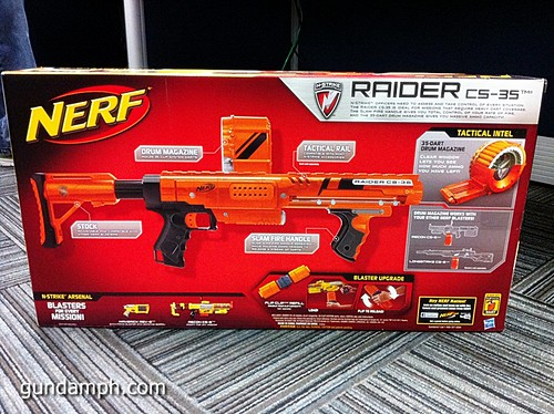NERF Sale 50% Off Stampede Raider Recon Unboxing Review (48)