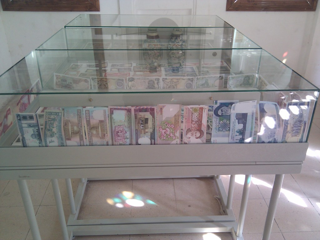 Yazd Coin and Anthropology Museum