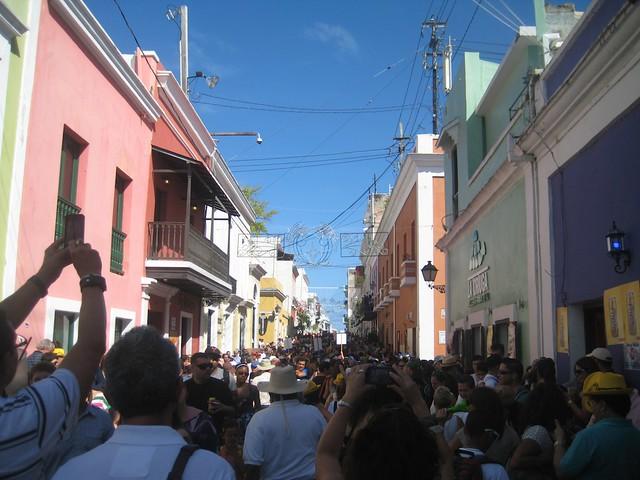 Fiestas Calle San Sebastian 2012