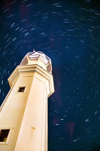 Newhaven Star Trails