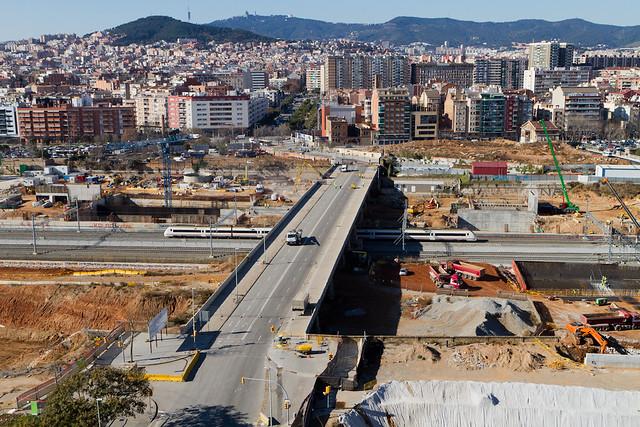 Antiguo Puente del Trabajo - 30-01-12