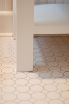 May bath hexagon floor tile